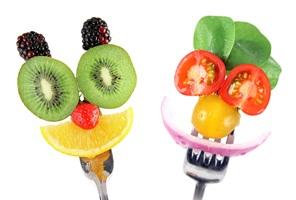 La santé au bout de la fourchette !