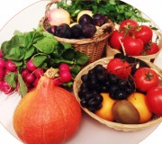 fruits.légumes cercle